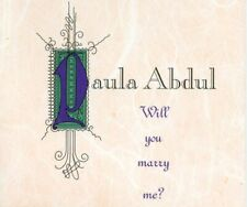 [Music CD] Paula Abdul - Will You Marry Me?