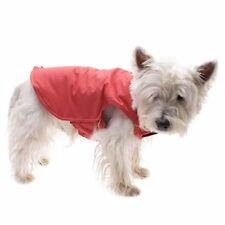 "Hamish McBeth All Weather Red Dog Raincoat Coat 40cm / 16"""