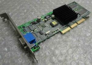 Original Genuine MSI MS-8829 Ver:100 Geforce2 MX200 VGA AGP Graphics Card