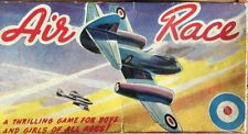 Rare 1950's AIR RACE VINTAGE BOARD GAME