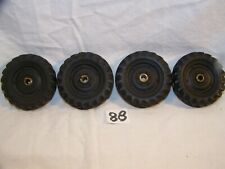 #88, 4 Big-Bang Cannons Rubber Wheel For 60MM,105MM,155MM Cannons, Other, TOYS