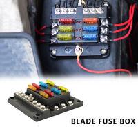 6 voies 12 / 32V lame LED porte-boîte à fusibles et kit voiture barre bus blo LB