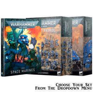Warhammer 40k Primaris Space Marine Boxed Sets Brand New & Sealed