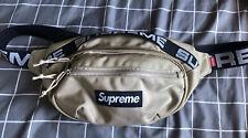 Supreme SS18 Waist Bag Tan