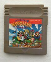 Wario Land: Super Mario Land 3 - Japanese (Nintendo Game Boy, 1994)