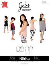 Jalie para hombres y niños fácil patrón de costura 3669 Niko Raglán Tees jalp 3669