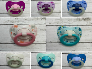 Nuk Reborn Magnetic Dummy Dummies Soother Pacifier - self fit magnet