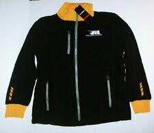 Rahal Letterman Lanigan Honda Racing Men's Hairpin Fleece Jacket NWT Size M