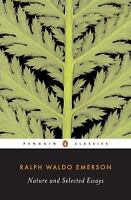 Nature and Selected Essays (Penguin Classics) by Emerson, Ralph Waldo