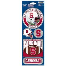 Stanford Cardinal Large 5 Pack Prismatic Stickers [NEW] NCAA Car Sticker CDG