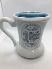 Vintage Export A Cigarette Moustache Mug Golfers 1970's Holder Cup Advertising