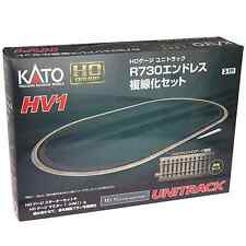 Kato 3-111 HV1 R730 Basic Oval Track Set - HO