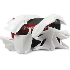 Polisport Motocross Plastic Kit for YAMAHA YZ 125 / 250 2015 - 2017 White 90648