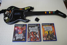 Guitar Hero Sony PlayStation 2 Controllers