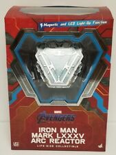 Hot Toys Avengers EndGame Iron Man Mark LXXXV MK85 Arc Reactor LMS010 LIFE SIZE
