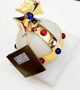 Unisex SWISS DESIGNER Watch POP SWATCH Orb Design by Vivienne Westwood in BOX