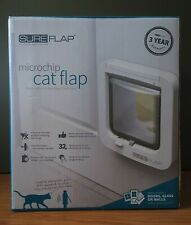 >> UK - SUREFLAP MICROCHIP CAT FLAP <<