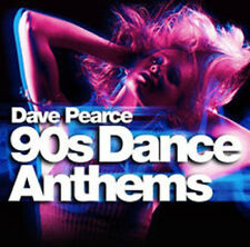 Various Artists : Dave Pearce 90s Dance Anthems CD ***NEW***