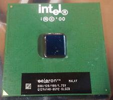 Intel Celeron CPU SL5EB 800 MHz / 128 KB / 100 MHz for Socket 370