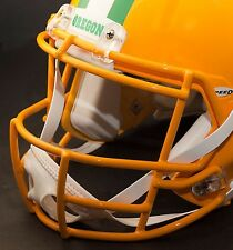 "MARCUS MARIOTA ""808"" OREGON DUCKS Riddell SPEED Football Helmet FACEMASK"
