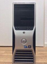 Dell Precision t3500-Intel Xeon-Quadro fx4500 - 8 Go ECC - 250 Go HDD-win10p