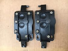 PORSCHE 944 951 TURBO S2 968 SUNROOF LIFT ARM LEVER ASSEMBLIES WITH GEARS OEM