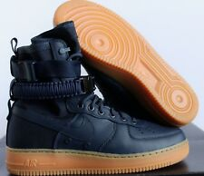 "NIKE AIR FORCE 1 SF AF1 ""SPECIAL FIELD"" MIDNIGHT NAVY BLUE SZ 9.5 [864024-400]"