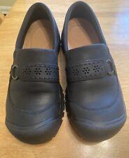 Woman's Keen III Slip-on Shoe Black/black