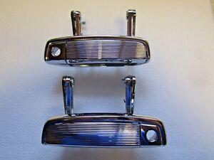 Mopar 60 61 62 Chrysler 300 Windsor 1960 1961 1962 Exterior Door Handles NEW