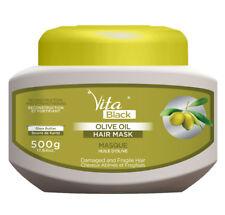 Masque capillaire Huile d'Olive VitaBlack