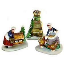 Dept 56 Dickens Village Iii Three French Hens #58378 Nrfb 12 Days of Christmas *