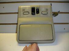 2003 Infiniti i35 Overhead Console Sunroof Option Maplights