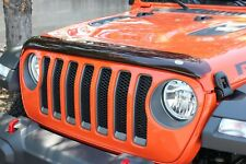 Hood Stone Bug Chip Guard  Body Armor for Jeep TJ Wrangler 1997-06 Rugged Ridge