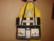 Black/White Lulu Guiness Satchel Bag