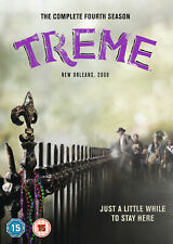 Treme - Season 4 [2015] (DVD)