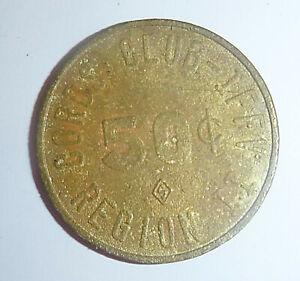 PHOENIX PROGRAM - US Military Token / Coin - CORDS CLUB - Vietnam War - 5393