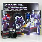 Transformers G1 Re-issue Reflector Combiner Collection Action Figure SET MISB
