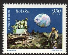 Poland - 1969 Moonlanding / Apollo 11 - Mi. 1940 MNH