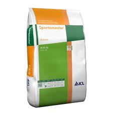 More details for 25kg scotts sportsmaster autumn / winter professional lawn grass feed fertiliser