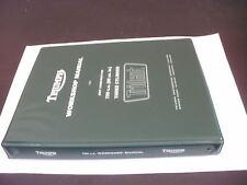 Triumph T150 Trident 750  UK USA 1969-1973 Motorcycle Workshop Manual
