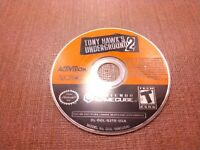 Nintendo GameCube NGC Disc Only Tested Tony Hawk's Underground 2 Ships Fast