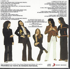 CD sleeve 70s 80s JOURNEY Infinity LIGHTS patienly WINDS OF MARCH opened thedoor