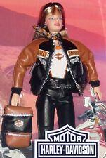 Harley-Davidson Barbie Doll #4 Mint 2000 25637