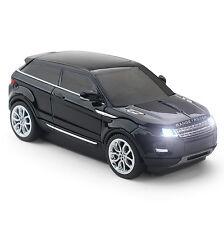 UFFICIALE Range Rover Evoque Auto Senza Fili Computer Mouse-Nero