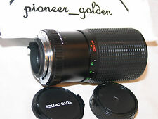 PENTAX PKA-mount FIVE STAR 75-200mm F/4.5 MACRO ZOOM LENS for 35mm slr camera