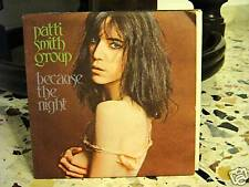 PATTY SMITH GROUP-BECAUSE THE NIGHT -SPRINGSTEENcompositore