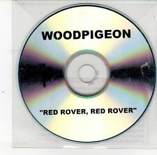 (DS729) Woodpigeon, Red Rover Red Rover - DJ CD