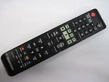 SAMSUNG AH59-02418A HOME AUDIO REMOTE CONTROL
