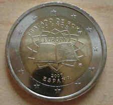 manueduc  ESPAÑA 2007 2 EUROS TRATADO DE ROMA