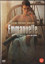 Emmanuelle (1974) DVD, NEW! Sylvia Kristel (DIGITALLY RESTORED Version)!! OOP